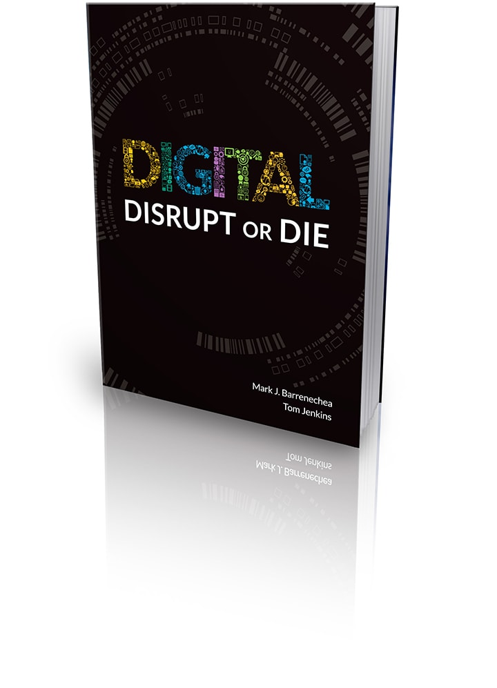 Competing in a digital first world opentext in digital disrupt or die a multi year blueprint for success in 2020 opentext ceo mark barrenechea and chairman of the board tom jenkins explore the malvernweather Choice Image