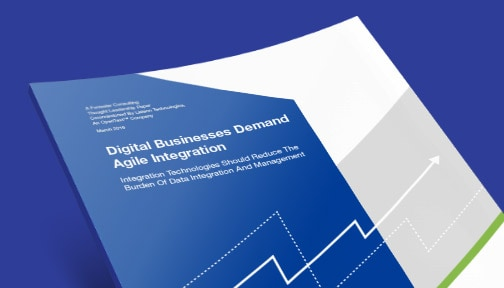 Download the Digital Businesses Demand Agile Integration white paper by Forrester.