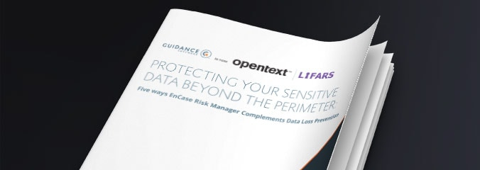 Protecting your sensitive data beyond the perimeter