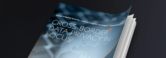 Cross Border Data Privacy in Focus