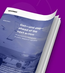 Get and stay ahead of the next action white paper cover