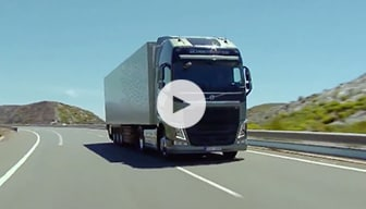 Predictive maintenance success story: Knorr-Bremse Group image of bus driving down a street