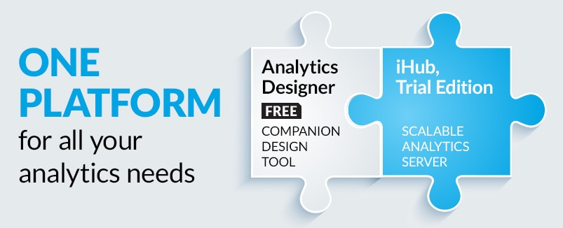 iHub, Trial Edition and Analytics Designer Trial Download