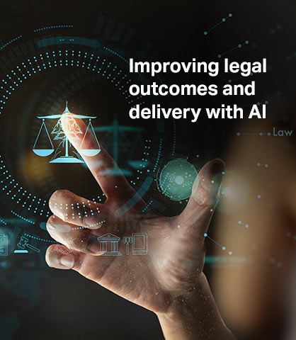 Improving legal outcomes and delivery with AI thumbnail