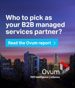 Who to pick as your B2B managed services partner? Read the Ovum report
