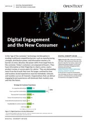 Thumbnail - Digital Engagement and the New Consumer