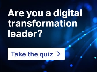 Are you a digital transformation leader quiz