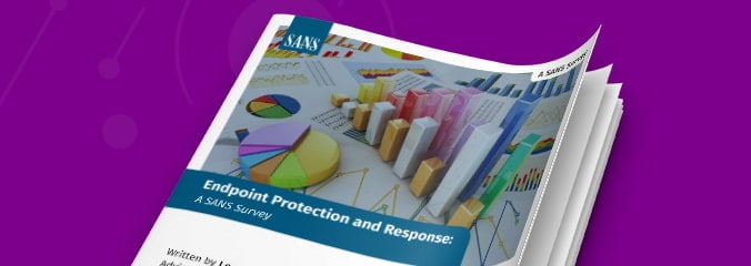 Download the Endpoint Detection and Response SANS report