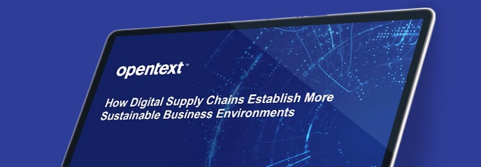 Digital supply chain webinar