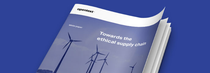 Towards the ethical supply chain white paper