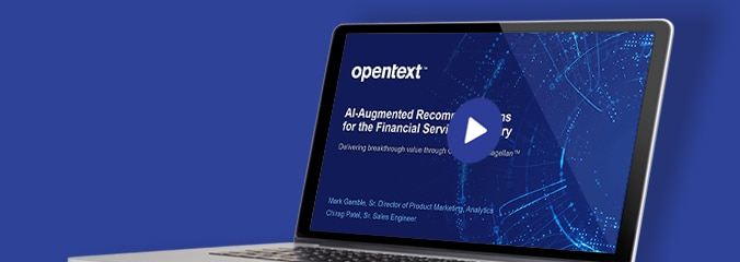 Learn how AI is disrupting the FinServ industry and delivering business benefits