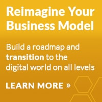 Build roadmap and transition to the digital world at all levels