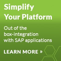 Achieve out of box integration with SAP applications