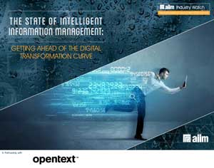 The State of Intelligent Information Management thumbnail