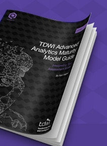 TDWI Advanced Analytics Maturity Model Guide thumbnail