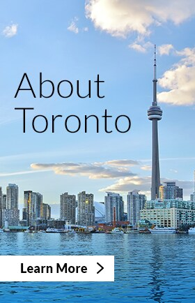 Learn more about Toronto