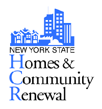 New York State Homes and Community Renewal Logo