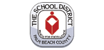 Palm Beach County School Board  logo