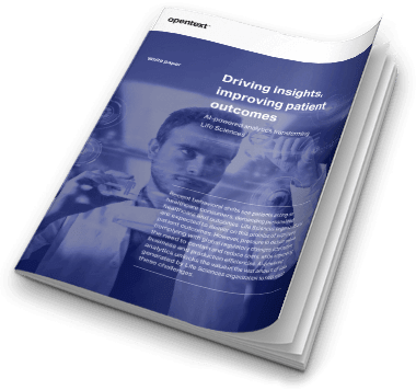 White paper: Driving Insights, Improving Patient Outcomes