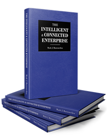 OpenText the Intelligent and Connected Enterprise book