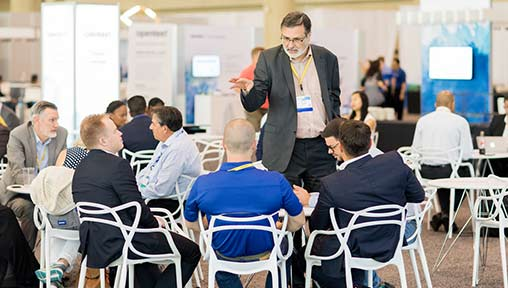 networking opportunities at Enterprise World